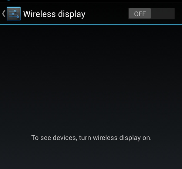 It's obvious who Google is trying to compete with by including Wireless Display on the LG Nexus 4.