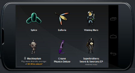 Grab the Android Ports of Popular iOS Games via Humble Bundle