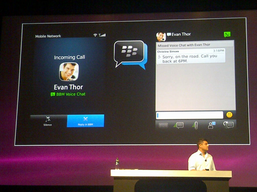 A 'split-screen' functionality has been introduced to allow for simultaneous voice chatting and texting.