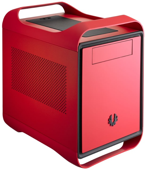 Prodigy in Fire Red (Image source: BitFenix)