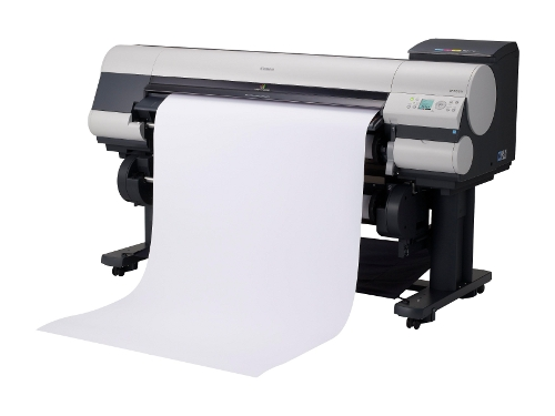 Canon Launches Five New Large Format Printers