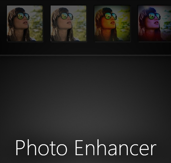 No Instagram app yet on WP? No worries as HTC has its Photo Enhancer app which provides some image filters.