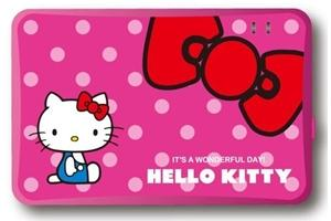 Hello Kitty Portable Charger (XP1000KT)