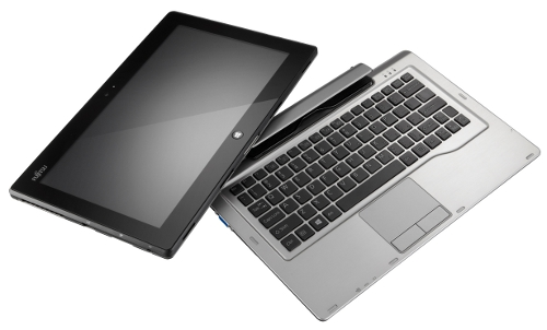 The previously launched Stylistic Q702 tablet device