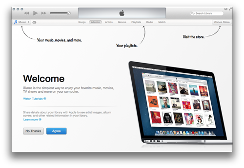 iTunes 11 Now Available for Download - HardwareZone com sg