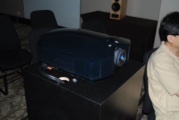 Having seen the new Sony projector in action, at first glance, the product impresses with its natural and balanced display.