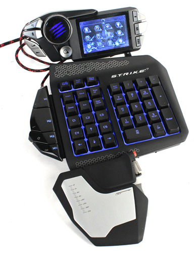Or alternatively, to use the numberpad as a standalone gaming unit.