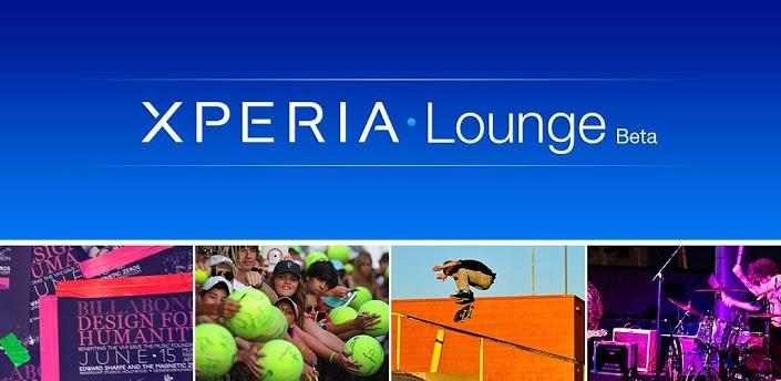 Sony Announces Xperia Lounge App, Now in Beta - HardwareZone
