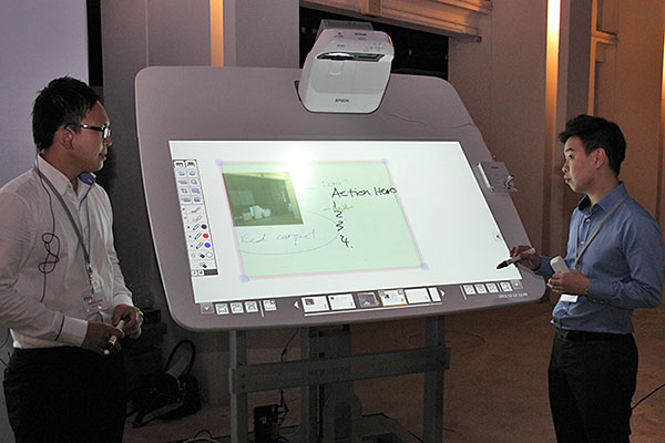 Epson Refreshes Its 3D and Interactive Projector Lineups
