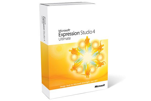 Microsoft Expression Studio 4 Ultimate. (Image source: Microsoft.)