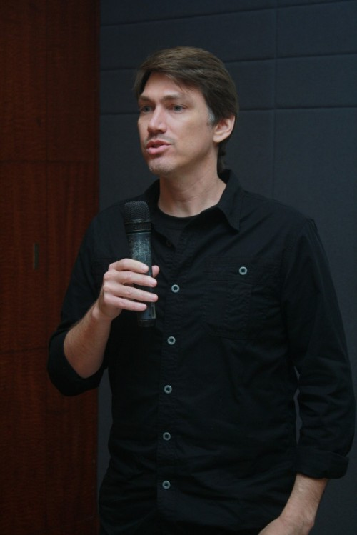 Brian Horton, Art Director of Tomb Raider