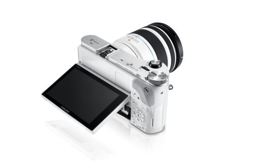 The Samsung NX300 is Samsung's new flagship compact camera in the NX series