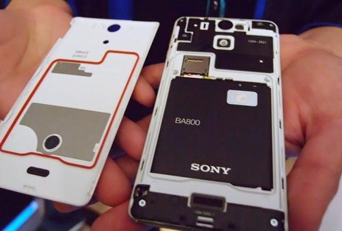 Sony xperia v dual sim