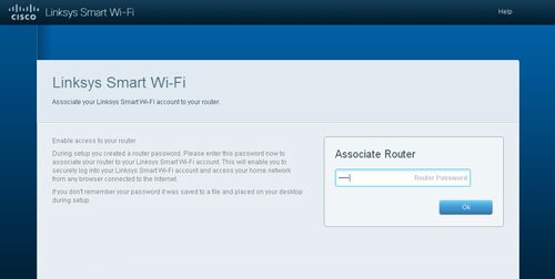 To access the router remotely, you'll need to associate the device with your Smart Wi-Fi account.