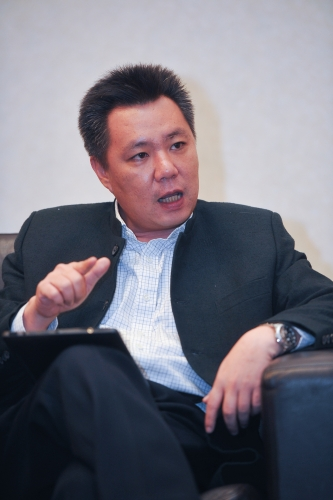 Danny Ong, Chief Marketing & Operations Officer, Microsoft Malaysia