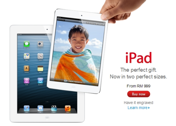 Source: Official Apple Store Malaysia