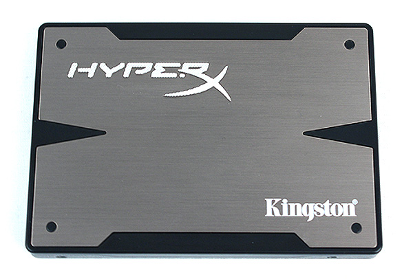 The Kingston HyperX 3K has a stylish case and comes in a 9.5mm form factor.