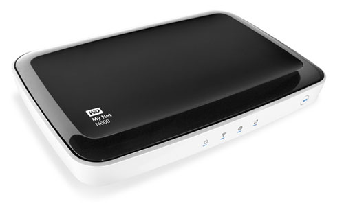 Don't expect the best of WD's networking features when you're only forking out $99 for this access point. Still, one can expect FasTrack on this model as well as four LAN ports and one USB slot.