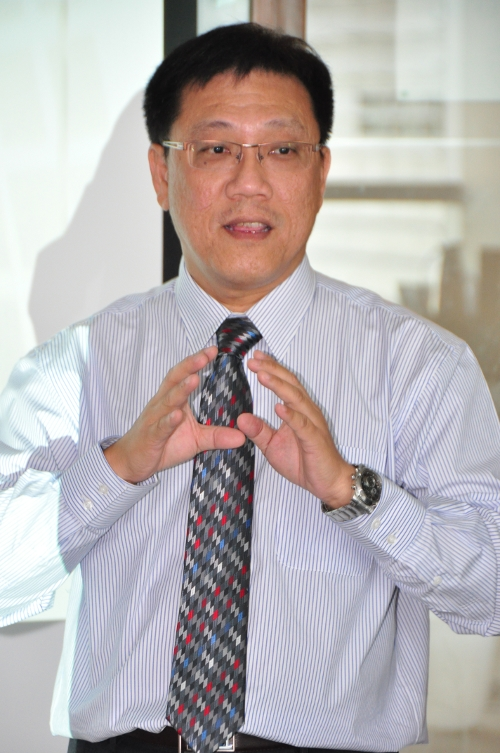 Raymond Ooi, Country Manager, HP Networking Enterprise Group