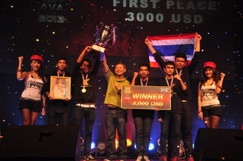 Thailand's '1st.E-Sports'