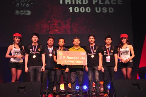 Thailand's 'Neolution E-Sport'