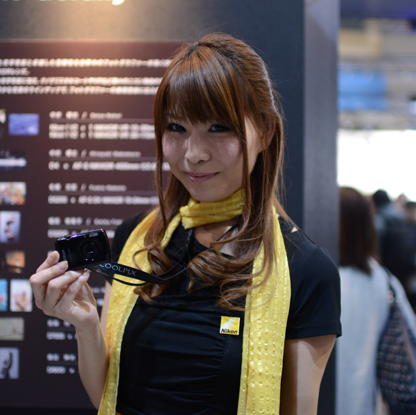 The new releases from Nikon consisted of Coolpix cameras and two new FX lenses.