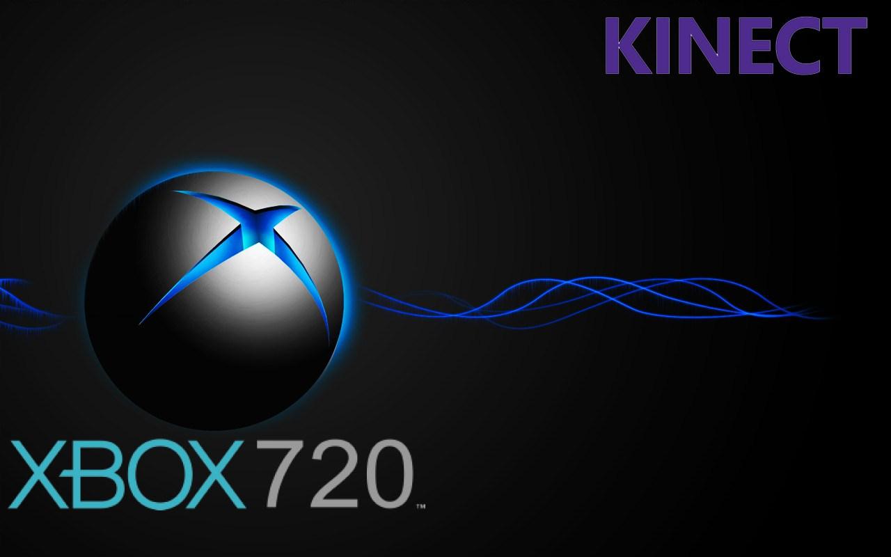 Xbox 720 Game Console Symbol