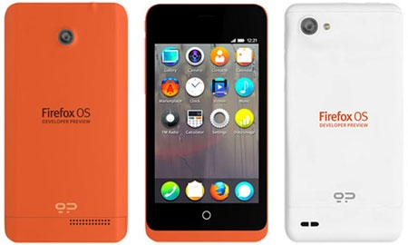 Mozilla Announces Two Dev Firefox OS Smartphones for ...