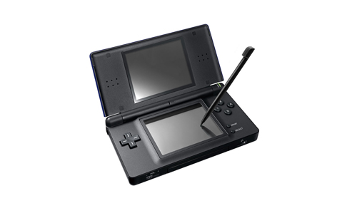 The iQue DS is a rebranded Nintendo DS that is retailing in China via a loophole.