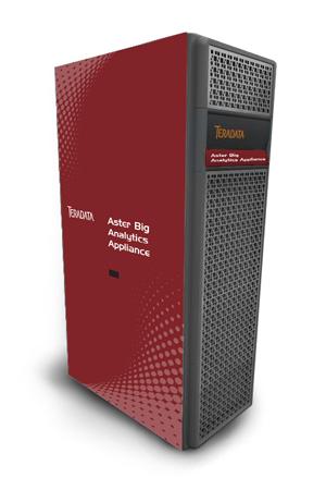 Teradata Aster Big Analytics Appliance