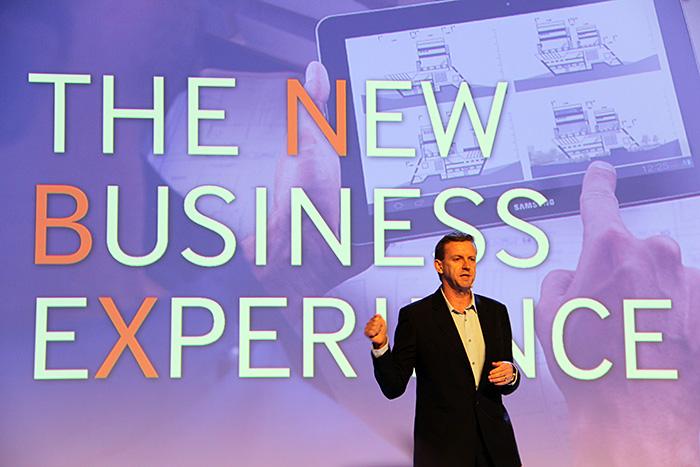 Craig Gledhill, vice president of enterprise & SMB, Samsung ANZ & SE Asia.