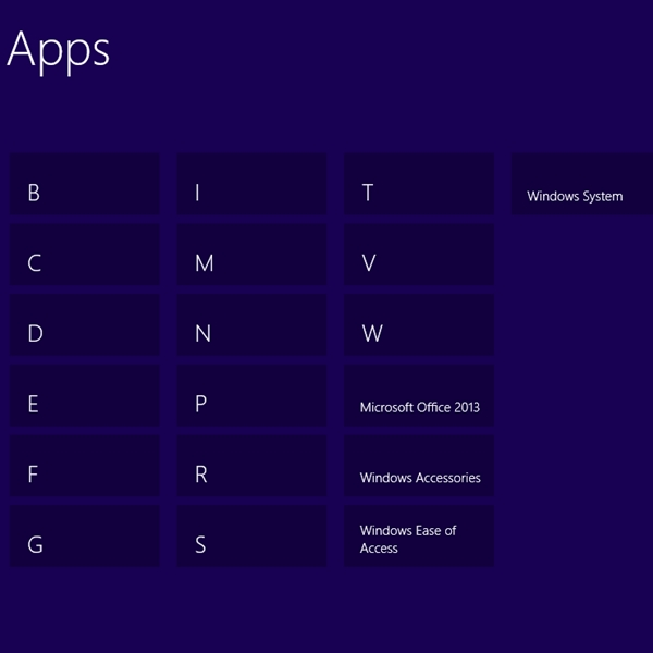 Windows RT, Navigation and the Windows App Store : Microsoft