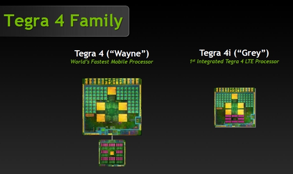 With the Tegra 4i processor, NVIDIA finally fills a gap in the company's offering by providing a chipset for the mainstream smartphone market. <br> Image source: NVIDIA