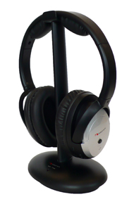 Wireless Headphone Set (NW3000 + NHS3000)