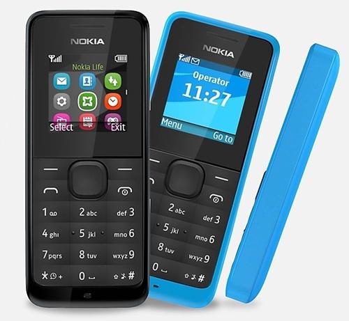 The Nokia 105