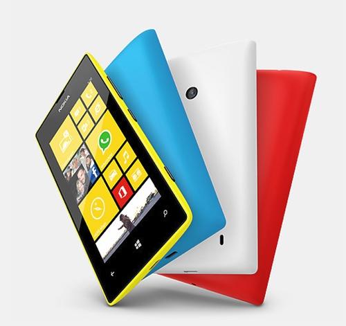 The Nokia 520