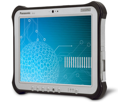 Toughpad FZ-G1 (Image source: Panasonic)