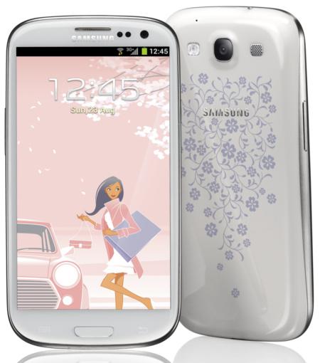 Galaxy S III LTE