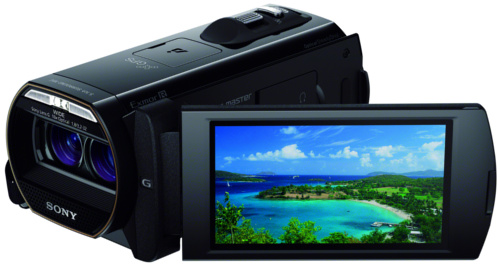 HDR-TD30VE (Image source: Sony)