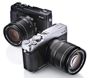 Fujifilm X-E1/XF 18-55mm Kit