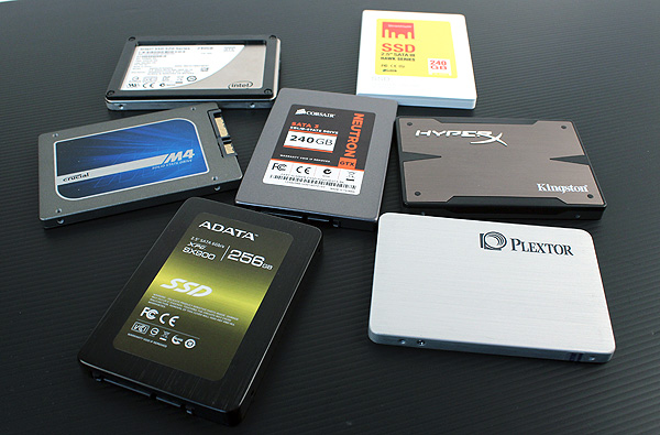 Prices of SSDs have never been lower and there's a wide variety of drives to choose from.