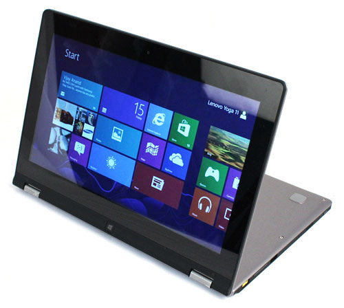 The Lenovo IdeaPad Yoga 11 is well-built but suffers from limited functionality.