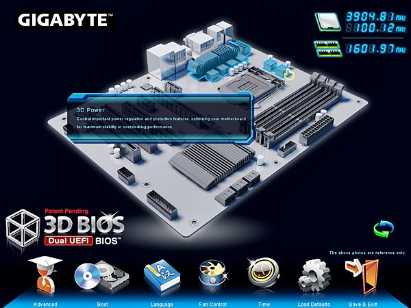 "In our opinion, no self-respecting rig builder will use the 3D BIOS utility to ""understand"" the board's components that are affected by different BIOS settings as such information is obtained in detail from the board's manual. The UP7 could have excluded it, but no harm done since you can still get into the advanced view mode."