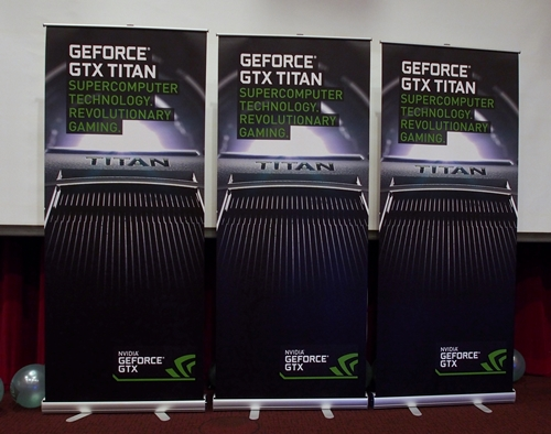 The GTX Titan performs almost on par with the GeForce GTX 690 and shares the same price point. Perhaps we just need to understand its existence and not question the reasons for its being?