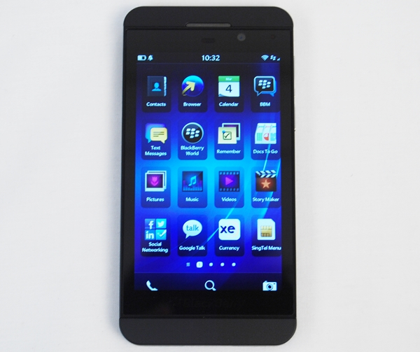 BlackBerry OS 10 2 Available This Week for BlackBerry Z10