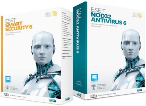Версии ESET NOD32 Antivirus & Smart Security 7.0.317.4 Final RePack by