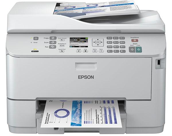 Epson WorkForce Pro WP-4521