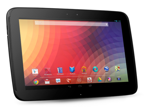 With the Nexus 10, Google Android now has an official answer to the class-dominating Apple iPad.