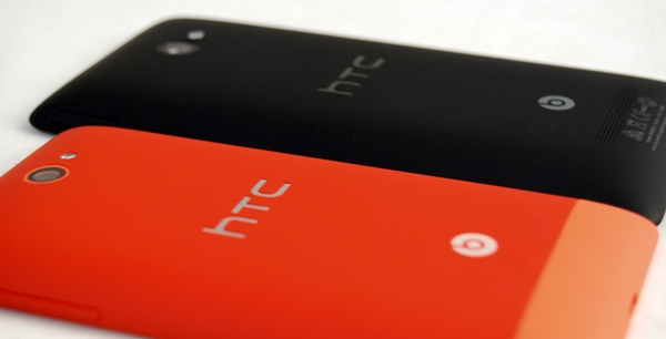 The Windows Phone 8S by HTC is just a smaller variant of the Windows Phone 8X as both devices share the same design language.