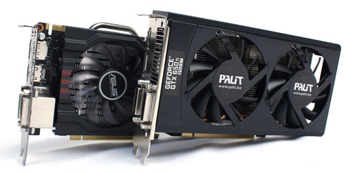 Can our custom cards improve on the GeForce GTX 650 Ti Boost design?